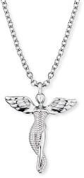 Strieborný náhrdelník Anjel ERN-LILANGEL