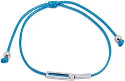 Modrý šňůrkový náramek Mini ESBR00741421