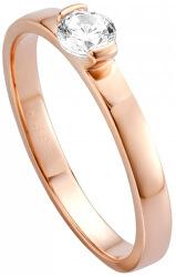 Stříbrný prsten s krystalem Bright ESRG005316