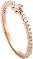 Stříbrný prsten s krystaly Play ESRG005312