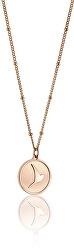 Elegantní ocelový náhrdelník s holubicí WN1019R
