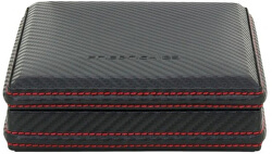 Kazeta na manžetové gombíky Carbon 32053-2