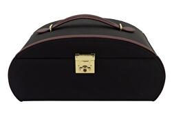 Luxusní černá šperkovnice Copenhagen 23338-2
