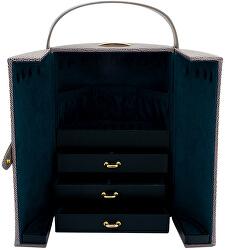 Moderní kožená šperkovnice Milano 95907-90