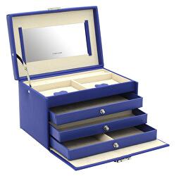 Šperkovnice modrá Jolie 23256-50
