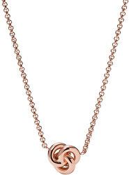 Bronzový náhrdelník s uzlom JF01906791