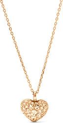 Romantický náhrdelník srdce JF01156791