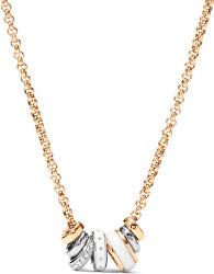 Oceľový náhrdelník pre ženy JF01122998