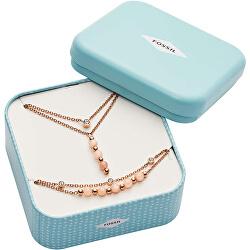 Očarujúce súprava náhrdelníka a náramku JF03529791