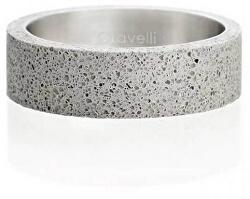 Betonový prsten šedý Simple GJRUSSG001
