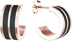 Cercei circular din oțel Fusion GJEWRGA101UN