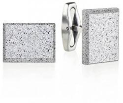 Manžetové knoflíčky z betonu a oceli Falcon GJCMNAG004UN