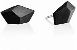 Náušnice z betonu Rock GJEWNAA005UN