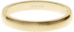 Pozlacený prsten z ušlechtilé oceli Precious GJRWYGX106