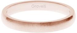 Růžově pozlacený prsten z ušlechtilé oceli Precious GJRWRGX106