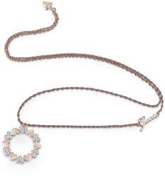 Dlhý náhrdelník so srdiečkovým príveskom UBN85049