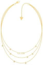 Fashion pozlacený náhrdelník A Star Is Born UBN70066