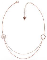 Luxusní bronzový náhrdelník UBN79048