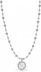 Módne oceľový náhrdelník UBN78015