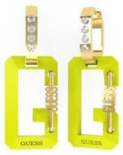 Acél bicolor fülbevaló medálokkal G Snap UBE70090