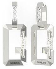 Acél fülbevaló medálokkal G Snap UBE70081