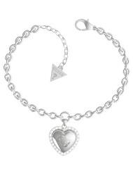 Romantický ocelový náramek That`s Amore JUBB01077JWRHS-S