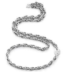 Slušivý oceľový náhrdelník UBN29040
