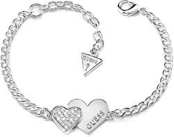 Zamilovaný náramek s krystaly UBB84123A-S