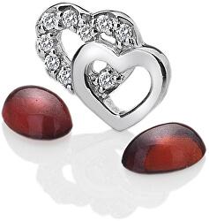Elementy Srdce s granáty Anais EX106