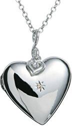 Náhrdelník Just Add Love Starry Heart DP132 (retiazka, prívesok)