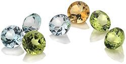 Elementy z topás, Peridot a citrínu Hot Diamonds Anais AG006