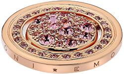 Prívesok Hot Diamonds Emozioni Estate e Primavera Rose zlaté EC251-EC257