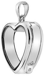 Prívesok na elementy Anais Srdce s diamantom EX001