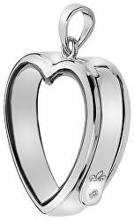Prívesok na elementy Anais Srdce s diamantom EX003