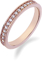 Emozioni Infinito Rose Gold gyűrű ER008