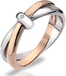 Gyűrű Eternity Interlocking DR112