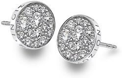 Stříbrné náušnice Hot Diamonds Emozioni Scintilla DE456