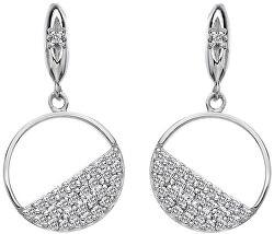 Inel din argint cu cercei Horizon Topaz DE621