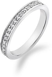 Emozioni Infinito ezüst gyűrű kristályokkal ER007