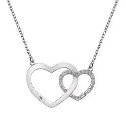 Zamilovaný náhrdelník Hot Diamonds Love DN128