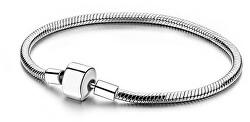 Stříbrný náramek na korálky a přívěsky HC-186-kompatibilní s Pandora