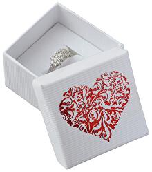 Bílá krabička se srdíčkem LD-3/A1/A7