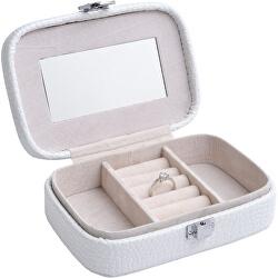 Bílá šperkovnice SP-954/A1