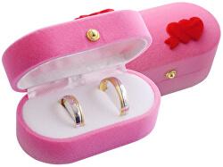 Dárková krabička na prsteny nebo náušnice FU-210/A5