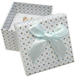 Puntíkatá krabička na soupravu šperků KK-3/A1/A15