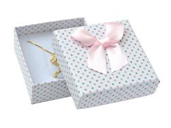 Puntíkatá krabička na soupravu šperků KK-4/A1/A6