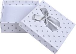 Puntíkatá krabička na soupravu šperků KK-5/A1