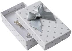 Puntíkatá krabička na soupravu šperků KK-6/A1
