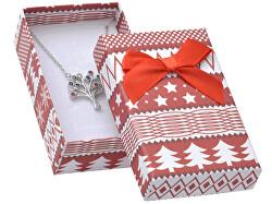 Vánoční dárková krabička HU-6/A7/XS