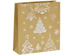 Vánoční dárková taška KX-98/AG
